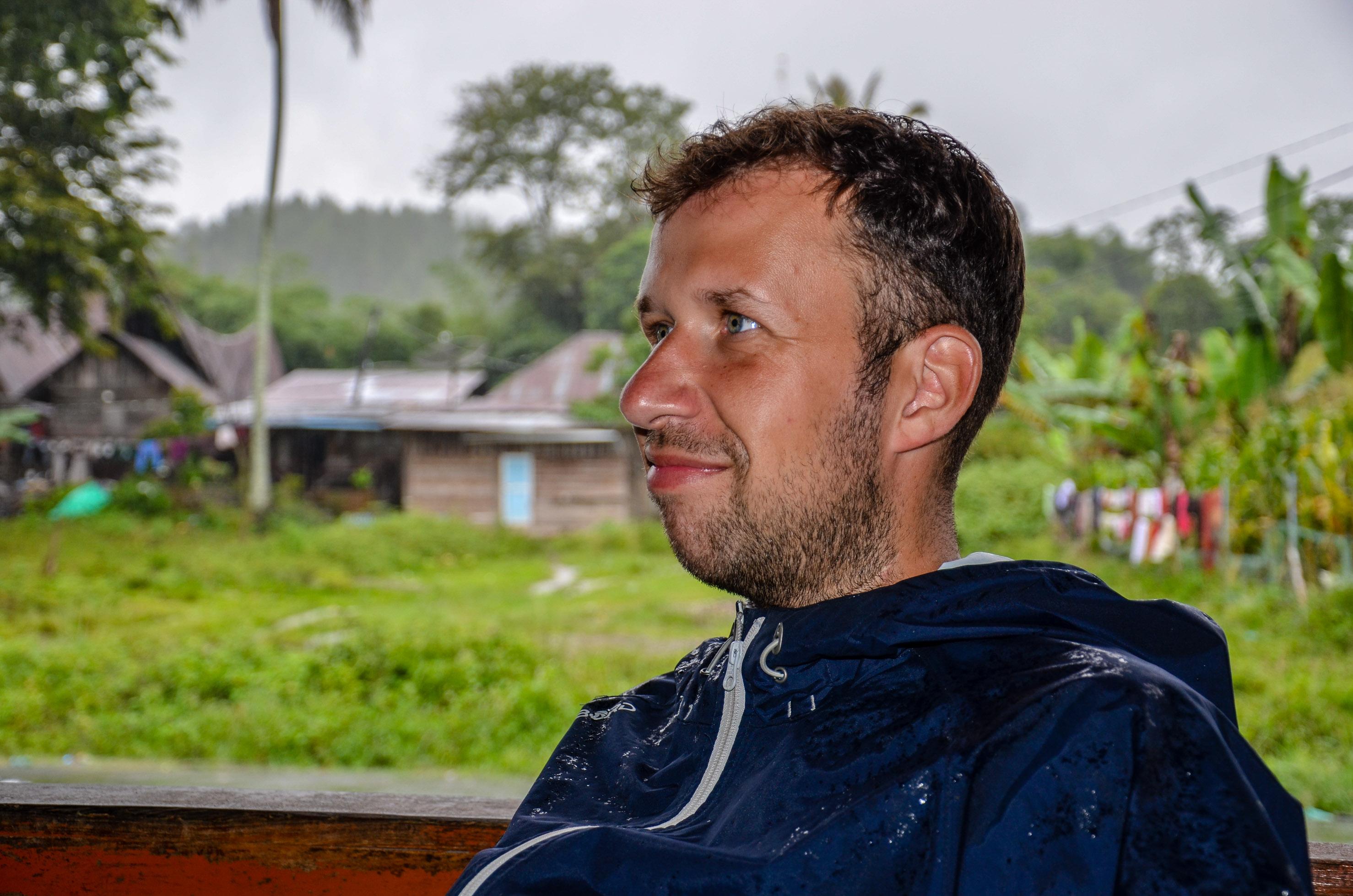 Michał Sawka, Sumatra