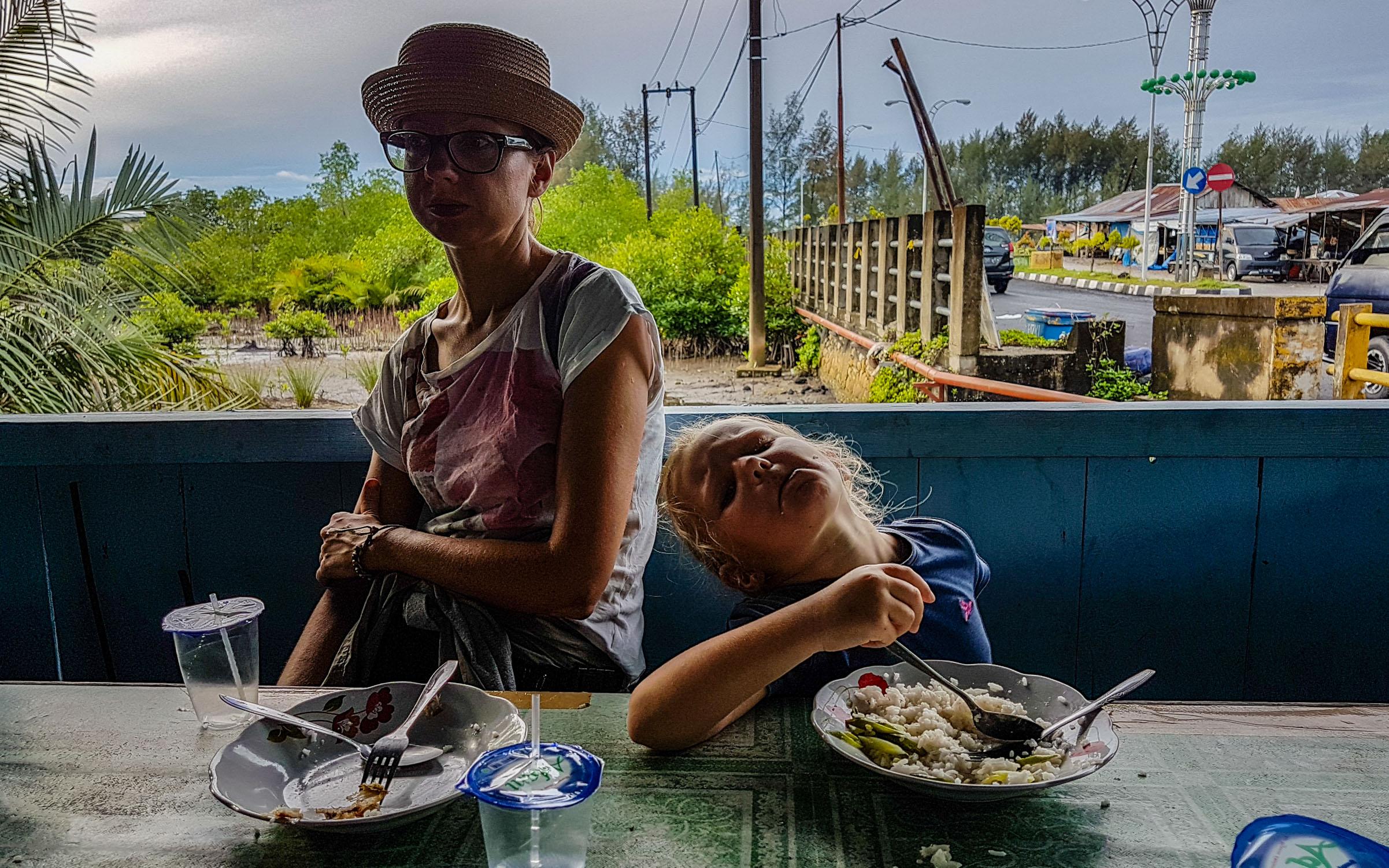 Śniadanie w pensjonacie Sonia