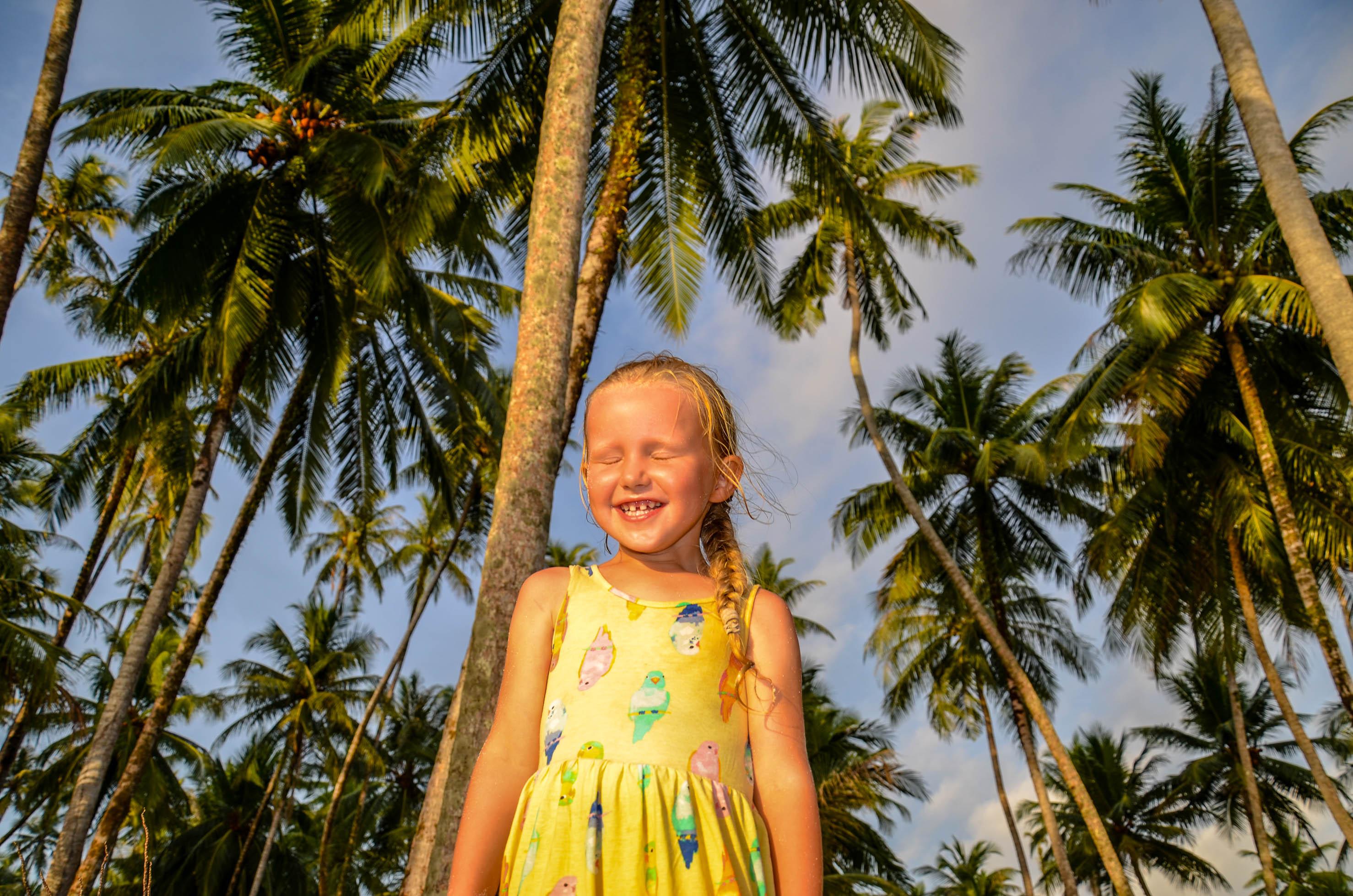 Czy ja śnię? Tailana, wyspy Banyak, Indonezja