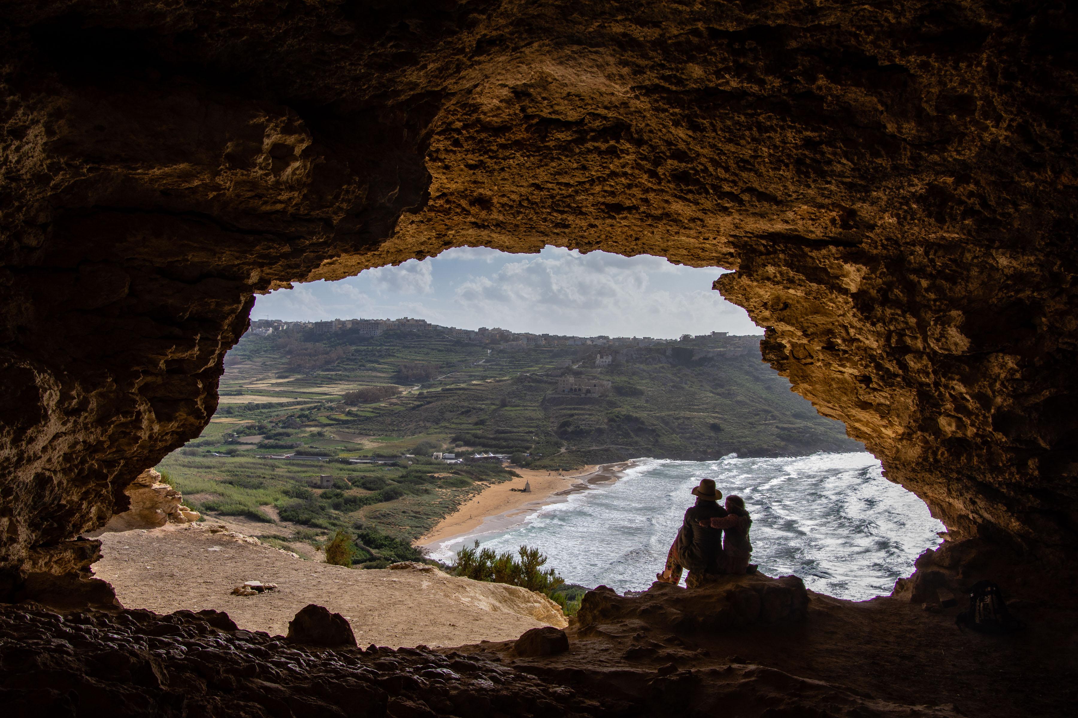 Jaskinia Tal Mixta [Ramla, Gozo]